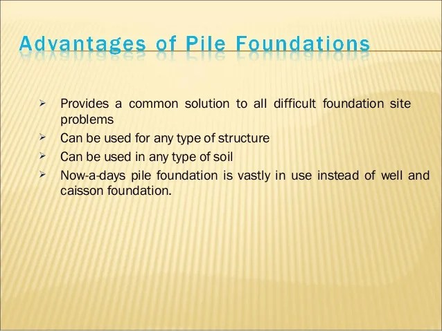 Effect Of Water Table On Foundations - Principlesofafreesociety