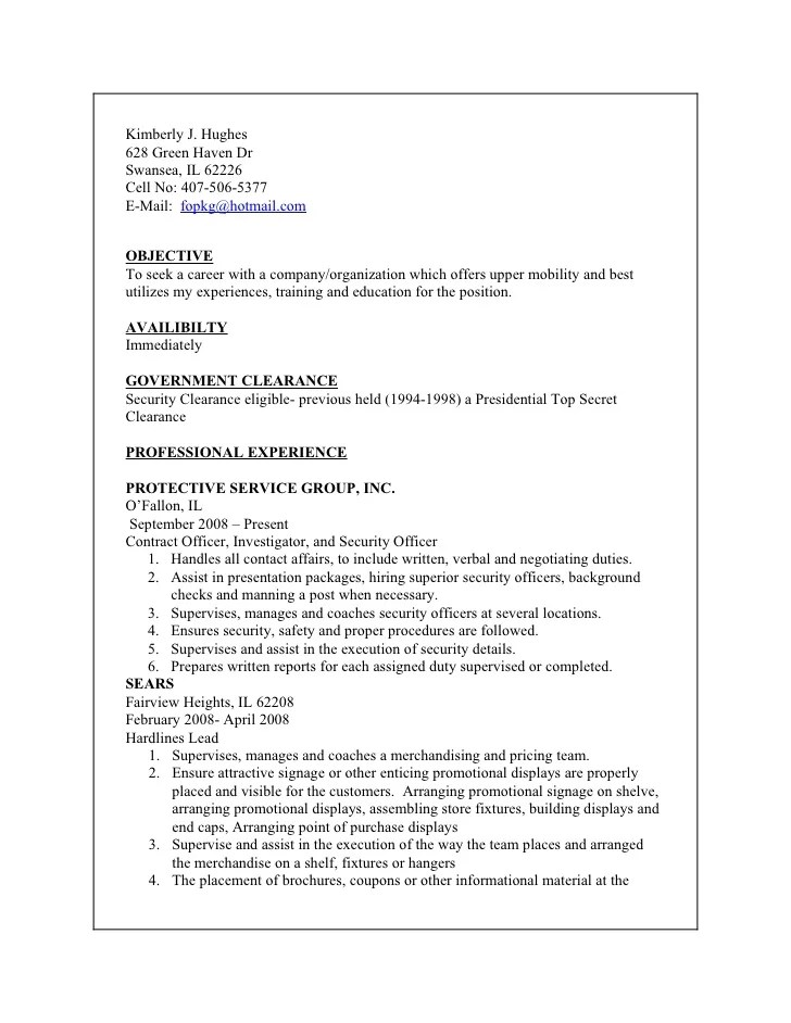 Quality Control Manager 's Resume