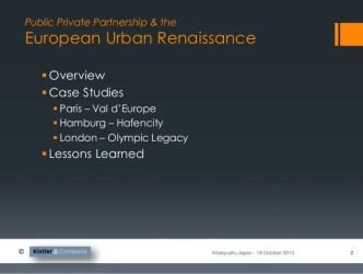 urban renaissance european