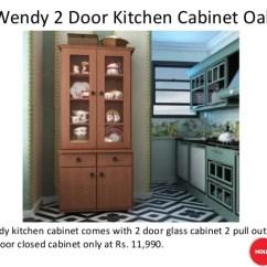 Buy Kitchen Cabinets Metal Backsplash Online In India At Housefull Co Zona Cabinet Wenge 6