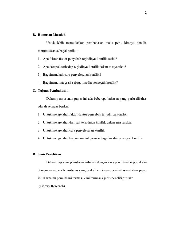 Tuliskan Bentuk-bentuk Integrasi Sosial : tuliskan, bentuk-bentuk, integrasi, sosial, Konflik, Integrasi, Sosial, Dalam, Masyarakat