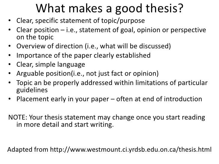 Graduate Student Seminar Writing An Academic Paper