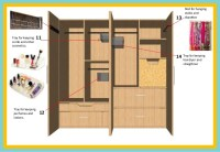 Designs Of Wardrobes From Inside - Bestsciaticatreatments.com
