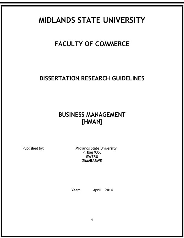 Phd thesis education management