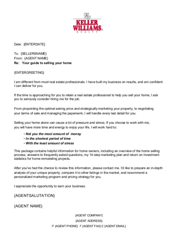 real estate expired listing letter free howtoviews co