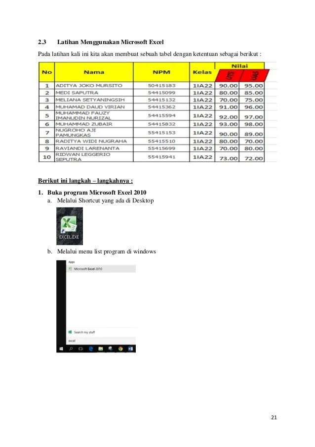 Pengertian Microsoft Excel : pengertian, microsoft, excel, Pengertian, Microsoft, Office, Excel
