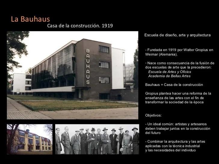 Bauhaus II Parte  Mi Casa mi Plano