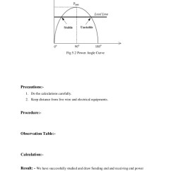 Power Circle Diagram Lion Food Chain Lab Manual Psd V Sem Experiment No 5 Reactive Flow 3