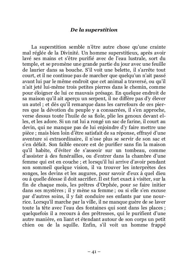 Les Caractères La Bruyère Texte : caractères, bruyère, texte, Bruyere, Caracteres