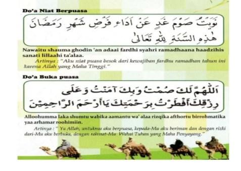 Kelebihan Berpuasa Bulan Ramadhan