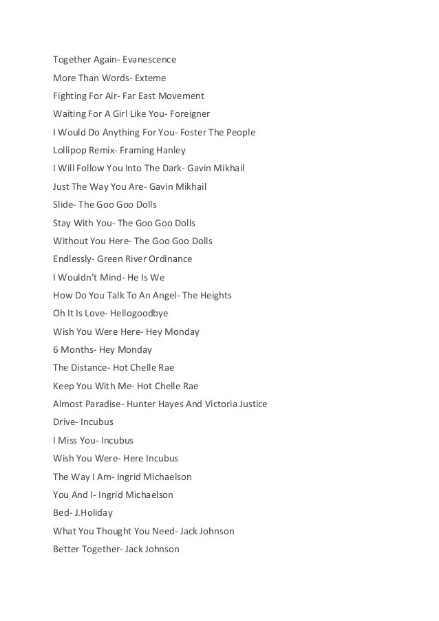 Lirik Lagu More Than Word : lirik, Lirik, Shipping