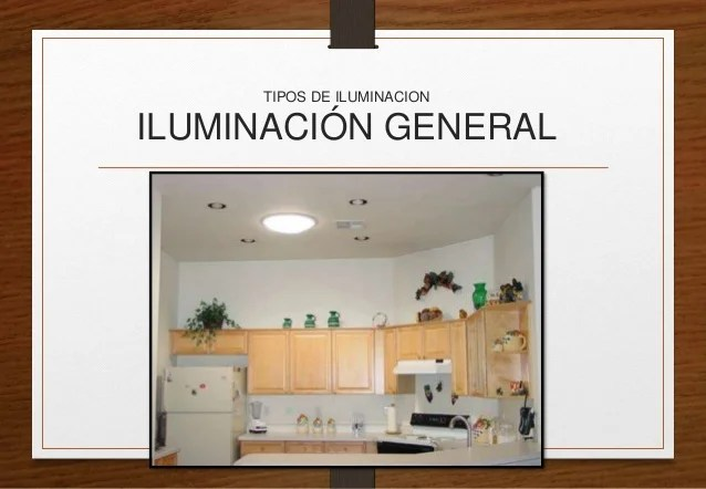 La iluminacin en la arquitectura