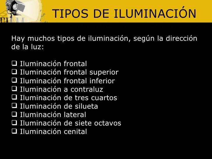 Iluminacion Cine Y Tv