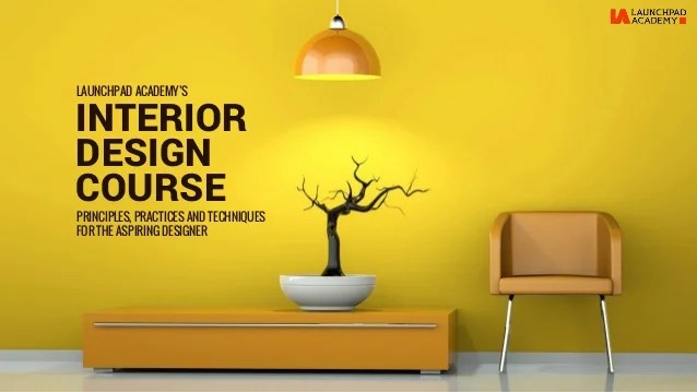 Subjects Required For Interior Designing Affordable Interior