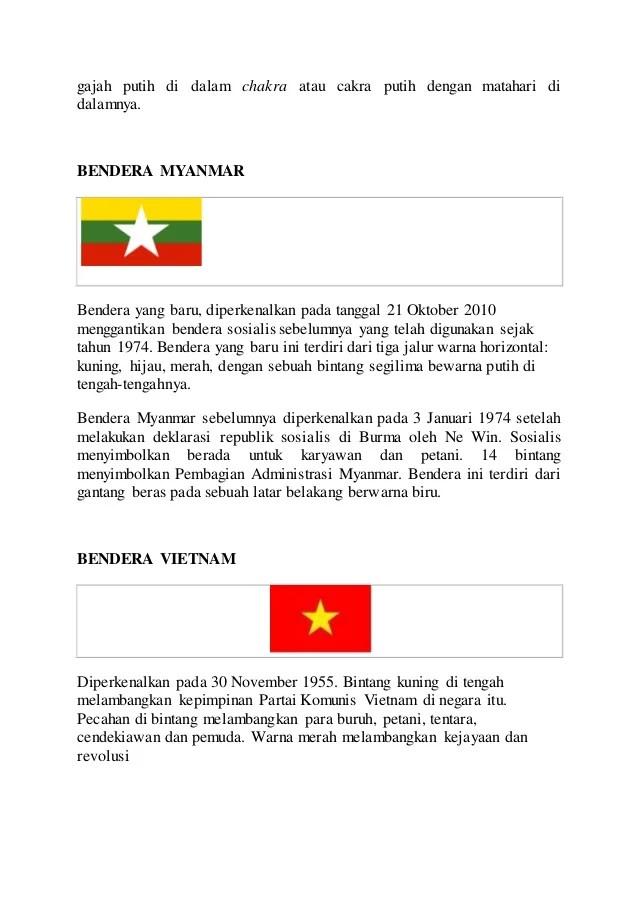 Bendera Dan Lambang Negara Vietnam : bendera, lambang, negara, vietnam, Lambang, Asean