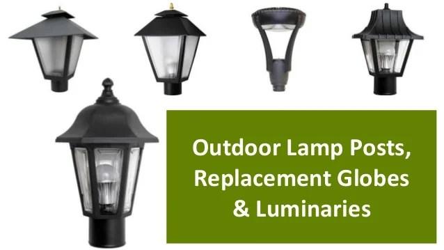 buy globe post lighting online