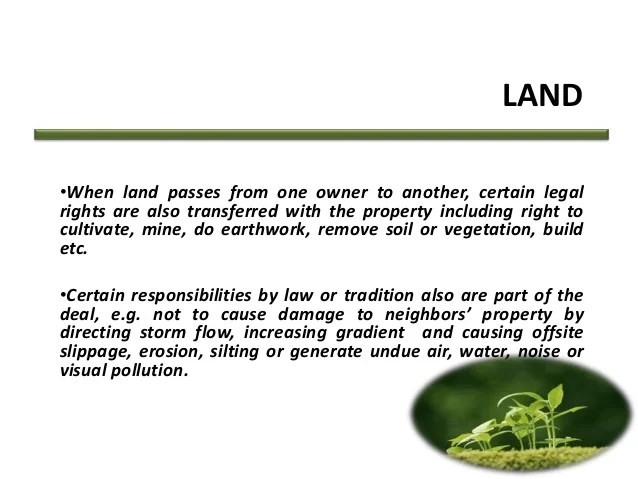 Landscape DEFINITION AND MEANING