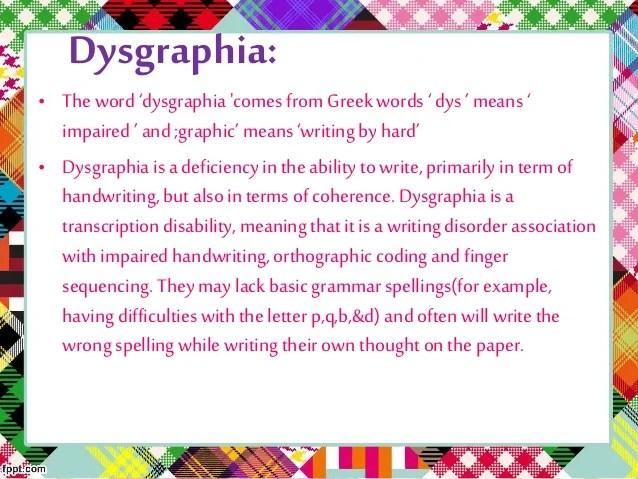 Language Disorders In Detail