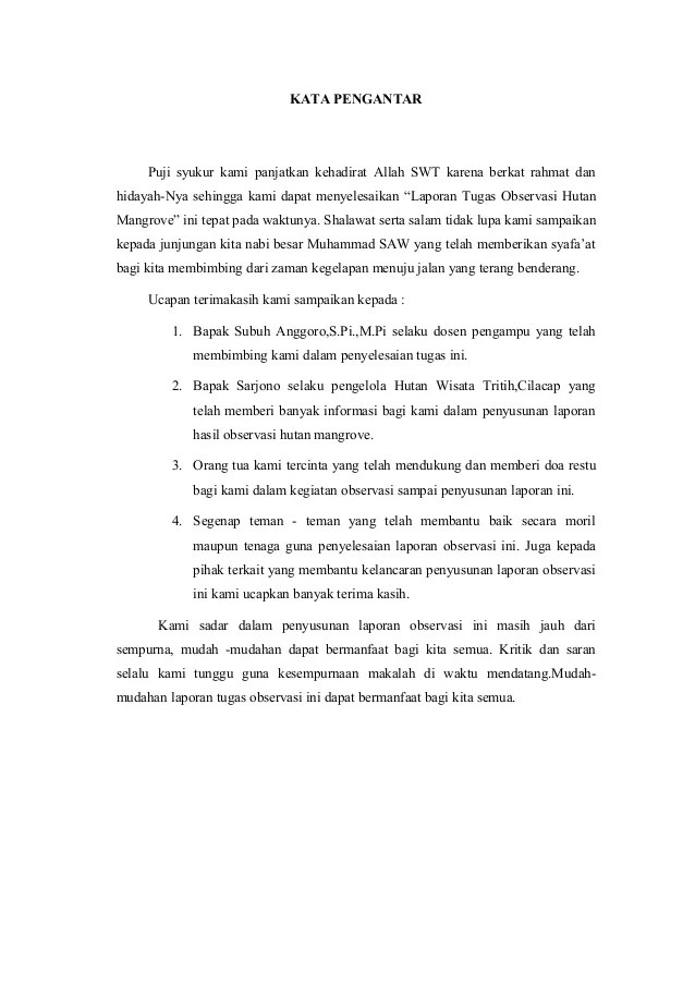 Contoh Teks Lho Singkat : contoh, singkat, Contoh, Laporan, Hasil, Observasi, Tentang, Hutan, Beserta, Strukturnya, Kumpulan