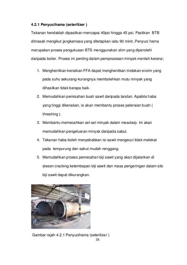 Contoh Laporan Latihan Industri FULL