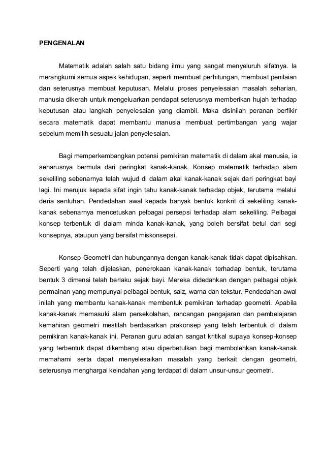 Contoh Folio Rumusan Situs Contoh Q