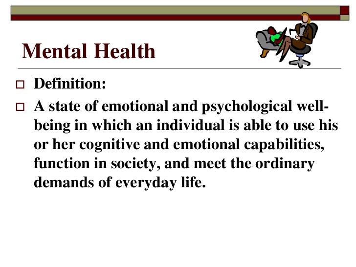 Mental Health Issues in Latinos/Hispanics
