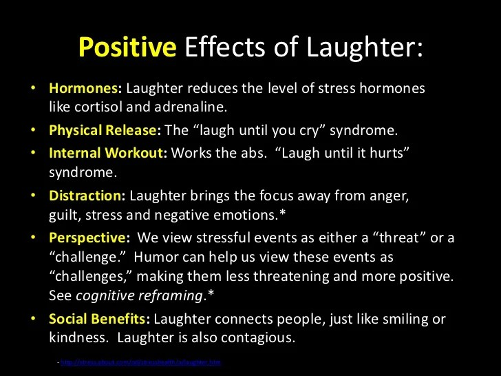 Laugh Until It Hurts