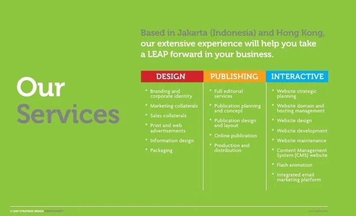 LEAP Agency Company Profile