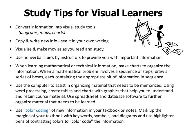 Leveraging Your Learning Style Effective Study Strategies