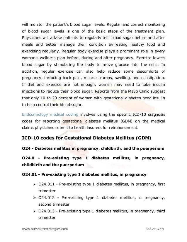 Pre Existing Diabetes In Pregnancy Icd 10 - DiabetesWalls