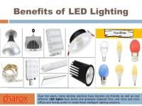 8 Benefits of LED Lighting