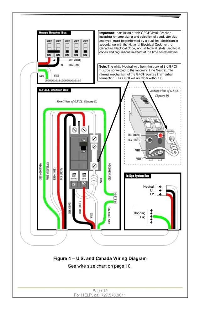 Interesting nec gfci wiring diagram ideas best image wire binvm surprising midwest spa disconnect panel wiring diagram gallery cheapraybanclubmaster Gallery
