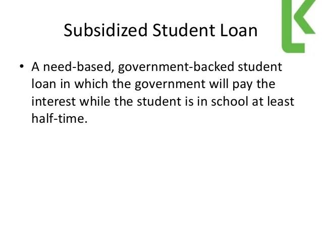 Student Lender Terminology Explained