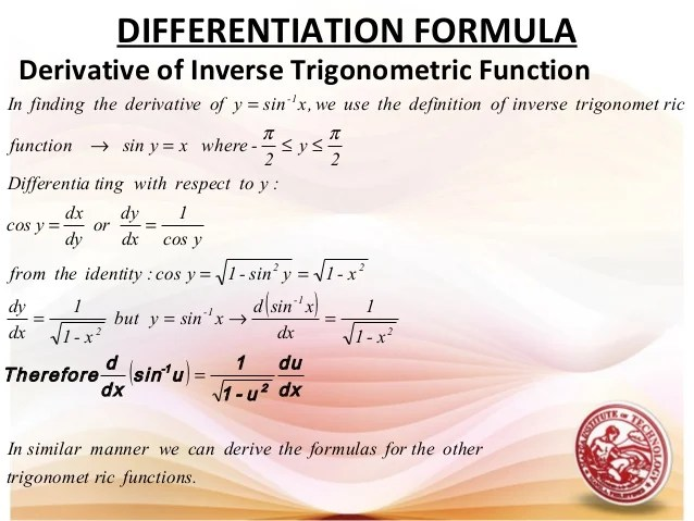 Find dy dx trig functions  essaycorrectionswebfc2com