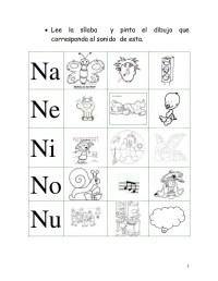 Fichas Para Colorear Niños 3 Años Imagenes Educativas