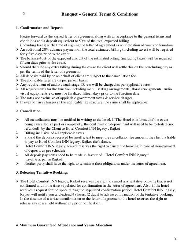 wedding cancellation letter vendor contract termination