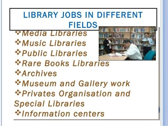 LIBRARY JOBS IN DIFFERENT FIELDS In R&D Centre like ICAR, CSIR, DRDO, ICSSR, ICHR, ICMR, ICFRE, etc In International Cen...