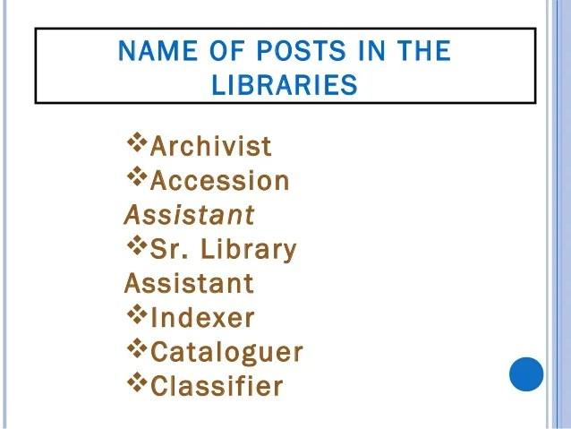 Non Technical Post Counter Attendent Library Attendent Xerox Operator Binder Book Arranger