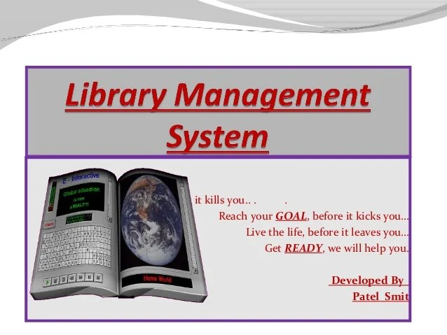 use case diagram library management system large intestine blank presentation