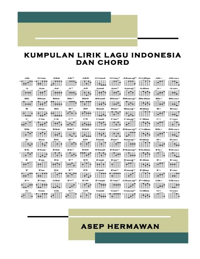 Chord Aroma Dia : chord, aroma, Lirik, Dan-chord-lagu-indo