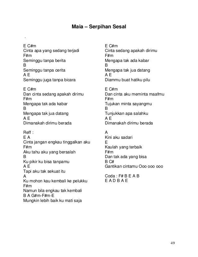 Chord Gitar Wali Baik Baik Sayang : chord, gitar, sayang, Chord, Gitar, Sayang, Mudah