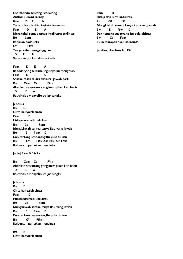 Chord Gitar Sultan Mencari Alasan : chord, gitar, sultan, mencari, alasan, Chord, Mencari, Alasan