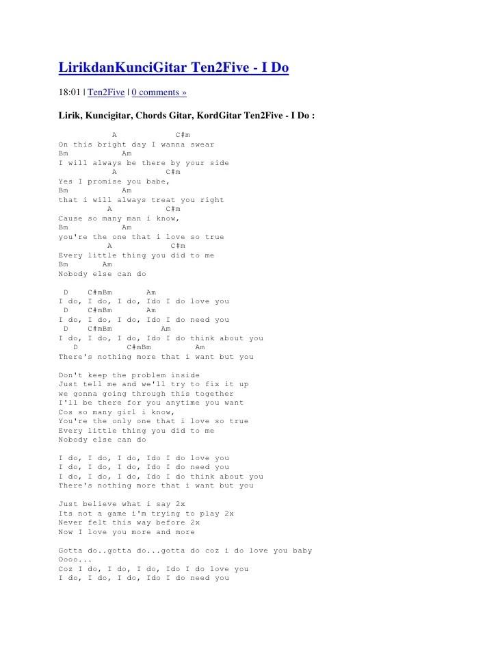 Lirik Lagu Little Do You Know : lirik, little, Parity, Lirik, Lonely