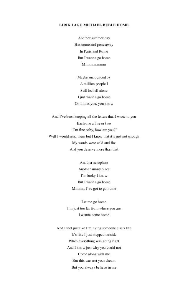 Before You Go Lirik Dan Terjemahan : before, lirik, terjemahan, Boatculture
