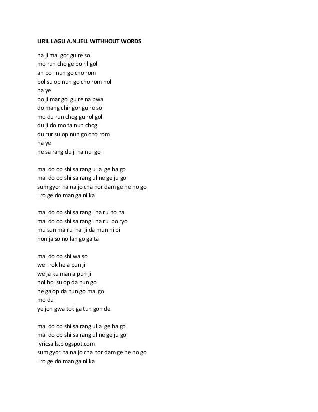 Terjemahan Lagu I Still Love You : terjemahan, still, Liril, A.n.jell