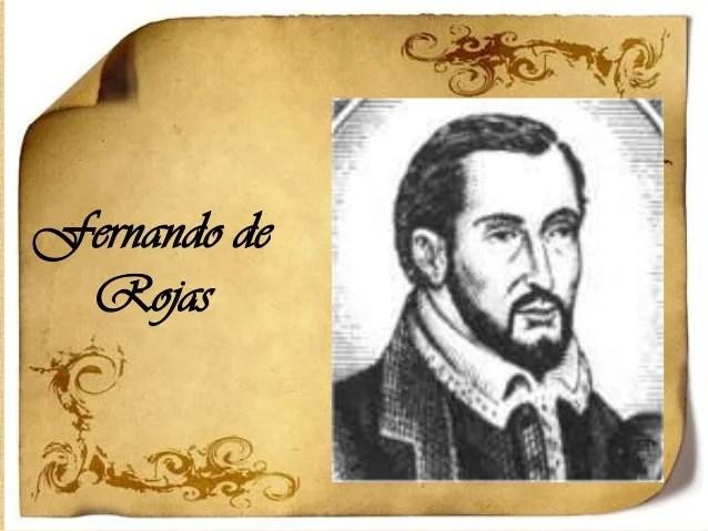Resultado de imagen para Fernando de Rojas