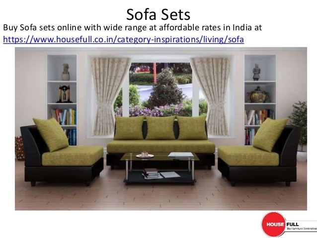 buy living room furniture online color schemes with grey in india at housefull co sofa sets