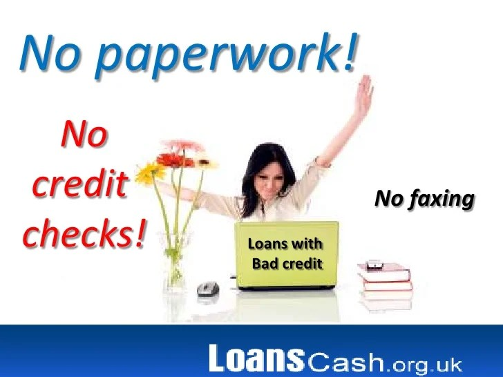 An Payday Advance Loans No Credit Check No Fax Houses