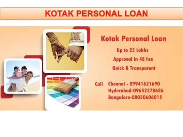 Axis Bank Personal Loan Information