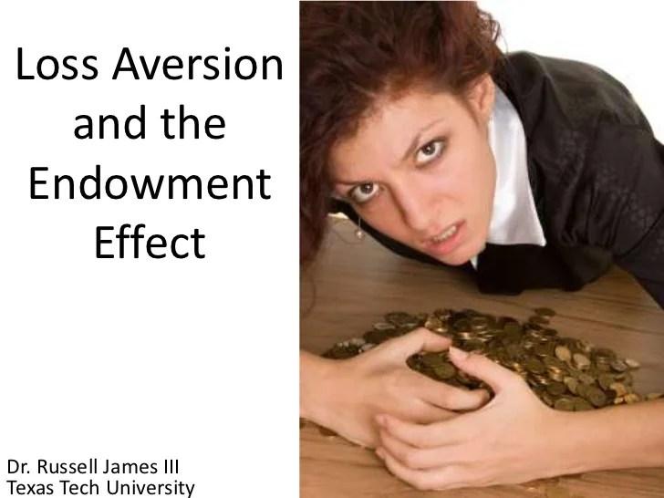 loss aversion endowment effect 1 728 cb 1284240141